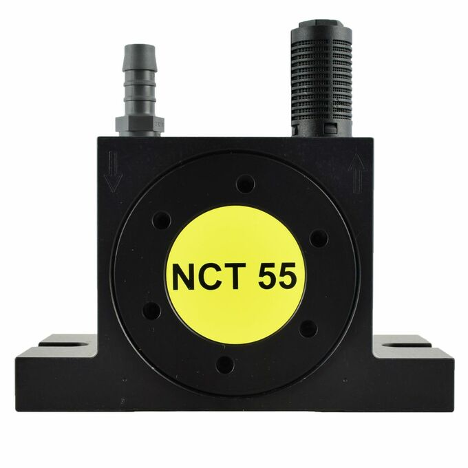 pneumatic turbine vibrator NCT 55 by NetterVibration