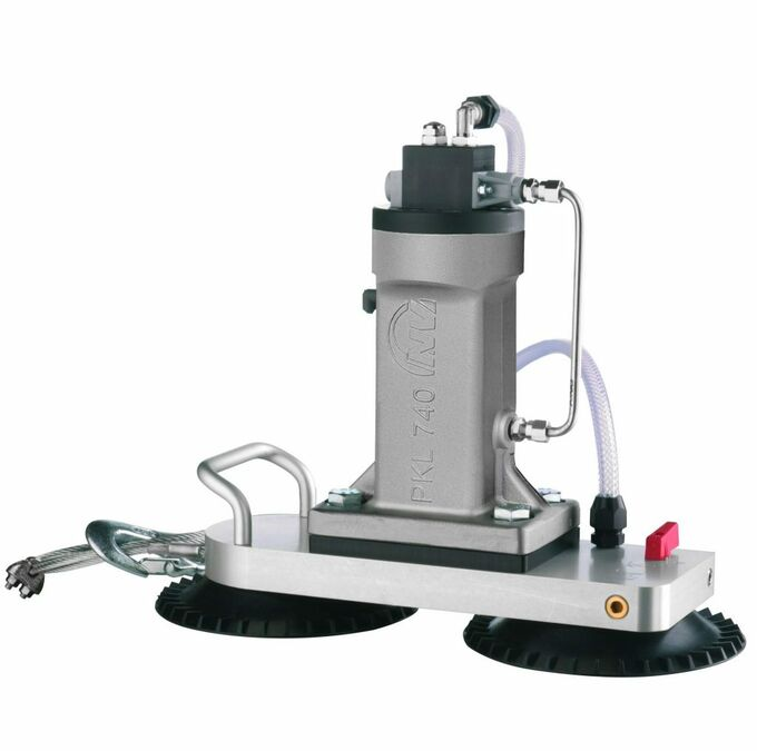 vacuum fixing device VAC 15 with PKL 740 ST by NetterVibration