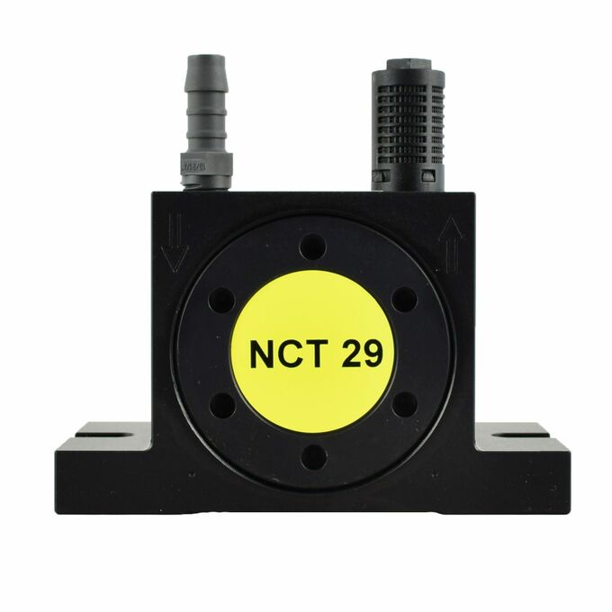 pneumatic turbine vibrator NCT 29 by NetterVibration