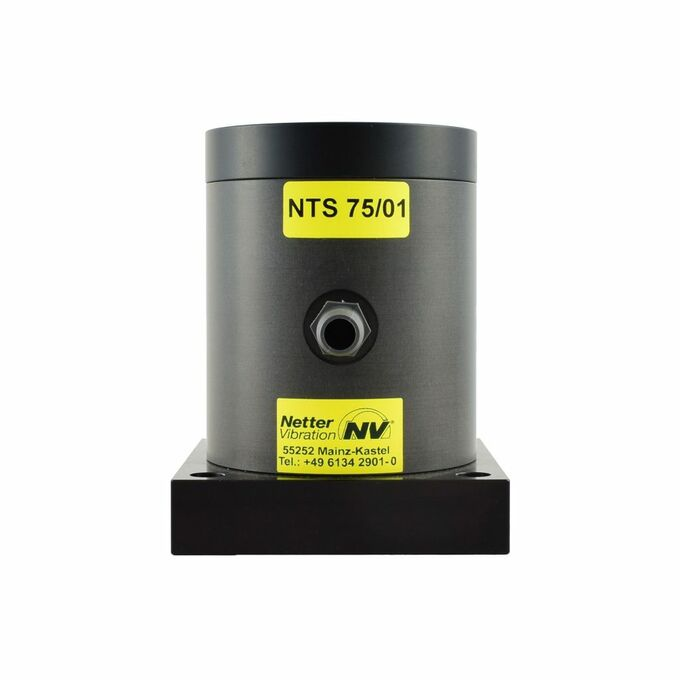 pneumatic linear vibrator NTS 75 01 by NetterVibration