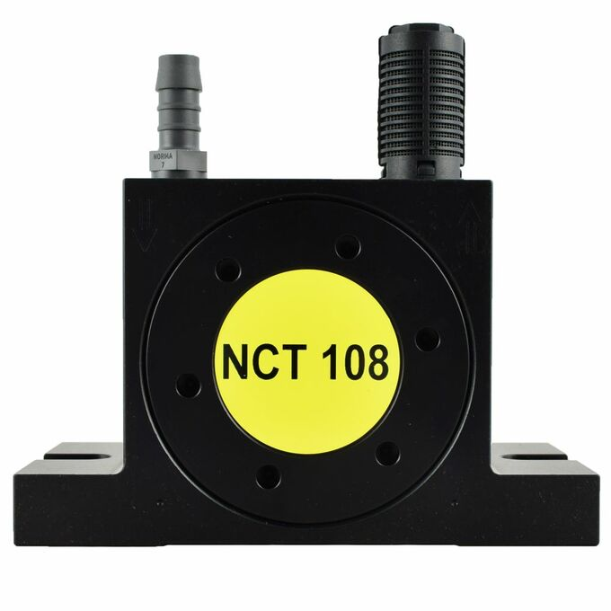 pneumatic turbine vibrator NCT 108 by NetterVibration