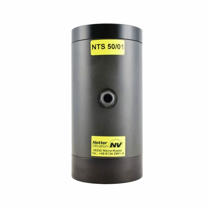 pneumatic linear vibrator NTS 50 01 by NetterVibration