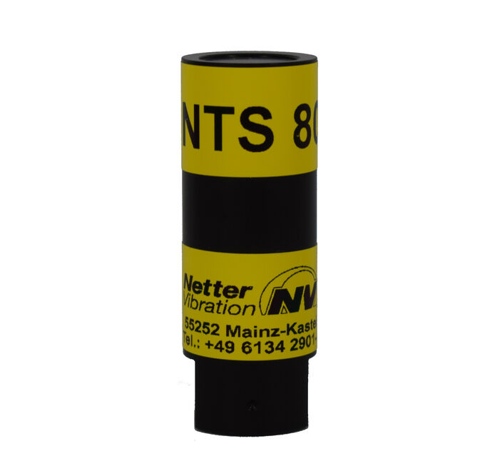 pneumatic linear vibrator NTS 80 by NetterVibration